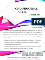 procesal civil unidad 12