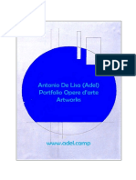 Antonio De Lisa (Adel) - Portfolio artistico / Artworks