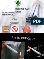 Berhenti merokok.ppt