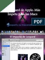 Apple VS Microsoft...Leopard