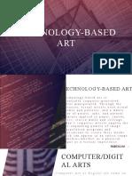 TECHNOLOGY-BASED ART