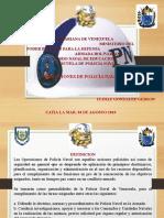 Operaciones de policia naval TF DIAZ