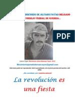 Alvaro Fayad Ante en Consejo Verbal de Guerra