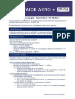 Subvention Prevention Aero Plus 2019-CDC