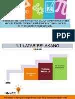 PPT seminar Punjung Widagdo NIM 1617684