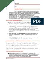 QUESTIONÁRIO CIENCIAS POLITICAS 1 UNIDADE