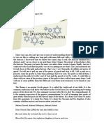 The Treasures of the Shema