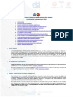 PERGUNTAS FREQUENTES E CONDIÇÕES GERAIS CRUZEIROS AMBIENTAIS 2020  douro