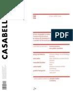 CASABELLA 728_729 cantieri pouillon