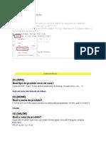 Briefing do Produto - Pré Copy - CVO