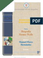 2. Horace Wells - Manuel FH