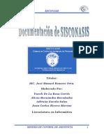 Manual SISCONASIS