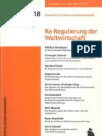 Prokla118 (2000) - Reregulierung der Weltwirtschaft