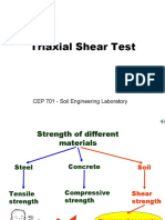 Triaxial Shear Test
