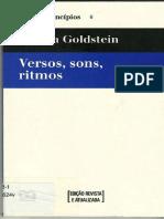 GOLDSTEIN, N (2006) Versos, sons, ritmos