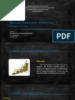 Núcleo Vzla Potencia Productiva