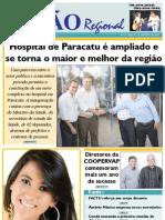 JORNAL VISÃO REGIONAL - EDIÇÃO 75 - FEVEREIRO DE 2011 - UNAÍ - PARACATU-MG