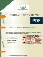 prresentación Hazid y Hazop