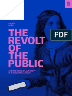 The Revolt of The Public & the Crisis of Authority in the New Millennium (کتاب دوست)