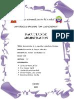 Normatividad Del Trabajo Informe Final