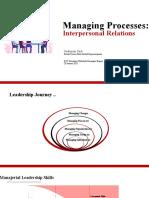 2001 Bahan STAN - Managing Process