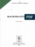 BELM-6050(Hacienda pública -Ramírez)