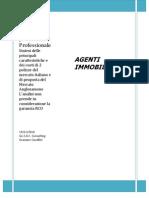 Confronto tariffe e condizioni polizze RC professionale Agenti Immobiliari