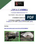 COVA CAMBRA