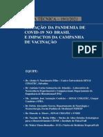Nota Técnica Covid-19 No Brasil- 19.1.2021