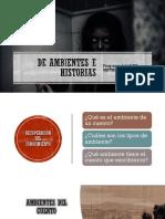 DE AMBIENTES E HISTORIAS 17 DE SEP