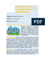 La Educación Física, su concepto e importancia y la alimentación .docx
