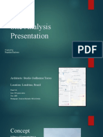 Site Analysis Studio Guilherme Torres