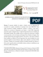 A FAMÍLIA ESCRAVA PRESENTE NOS REGISTOS ECLESIÁSTICOS UMA.pdf
