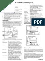 Manual Schneider Varlogic RT12
