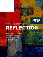 Reflection in Arts 1(B2) - Aquino, Dinah D.S..pdf