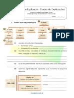 B.3. Teste Diagnóstico - Da União Ibérica à Restauração (1)