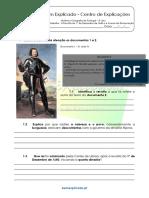 B.3.3 Ficha de Trabalho - A Revolta do 1º de Dezembro de 1640 e a Guerra da Restauração (1)