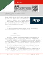 Decreto 108 exento, de 23 enero 2008, de Municipalidad de Conchalí, aprueba ordenanza municipal para el comercio estacionado y ambulante en bienes nacionales de uso público y deroga parte pertinente del decreto exento Nº144/1984, que aprobó ordenanza sobre la actividad comercial, industrial y de servicios, en DO. 18 febrero 2008