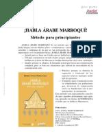 METODOS IDIOMAS_Ficha tecnica_ Habla árabe marroqui