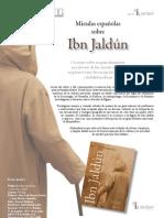 MUNDO ARABE_Ficha tecnica_Miradas españolas sobre Ibn jaldun
