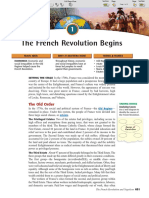 The French Revolution - The Old Order