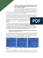 Características Cualitativas de La Información en Los Estados Financieros