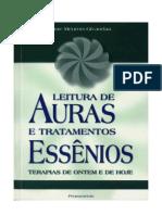 LEITURA DE AURAS E TRATAMENTOS ESSÊNIOS TERAPIAS DE ONTEM E DE HOJE - ANNE MEUROIS-GIVAUDAN