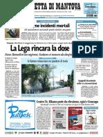 Gazzetta Mantova 26 Luglio 2010