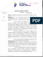Decreto Portabilidad Numérica