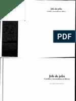 Jefe de jefes, Jose Valenzuela Arce.PDF