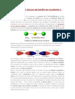 El enlace del cloruro de berilio es covalente o iónico.docx
