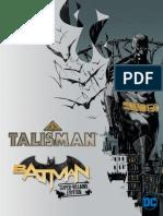 Batman Talisman 2019 Rules WEBSITE