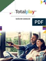 Guia de Canales Totalplay