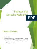Fuentes del Derecho Mercantil (5)